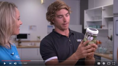 Food and Fitness with Hayden Quinn